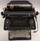 Révay József írógépe