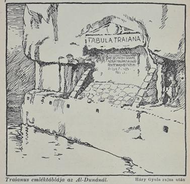 Trajanus emléktáblák