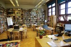 Versenyzőkre vár a Könyves Kálmán Gimnázium könyvtára