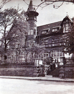 Az első Waldorf iskola Stuttgartban