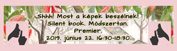 Silent book. Módszertan. Premier.