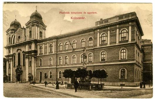 A kolozsvári Ferenc József Tudományegyetem